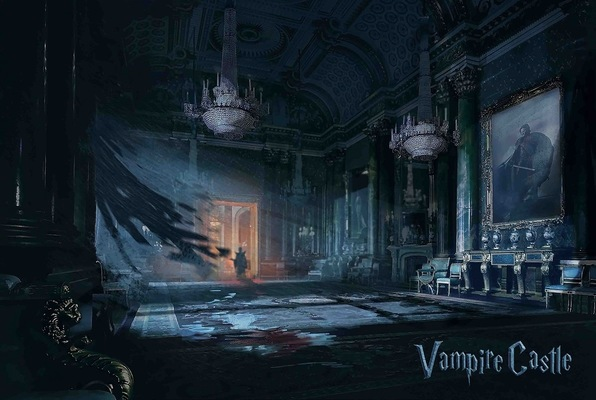 Vampire Castle (Mission Sydney) Escape Room