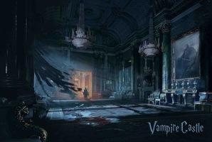 Квест Vampire Castle