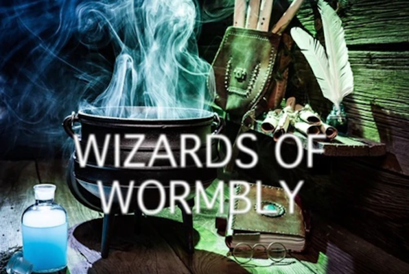 Wizards Of Wormbly