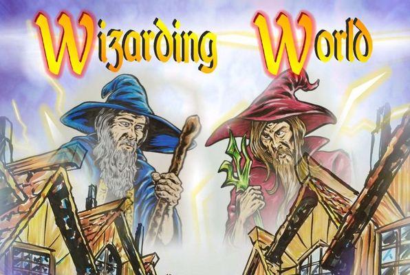 The Wizarding World (Mission Possible Escape Rooms) Escape Room
