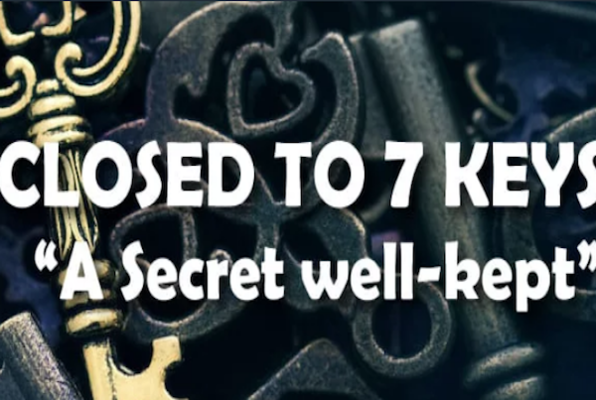 Closed to 7 Keys