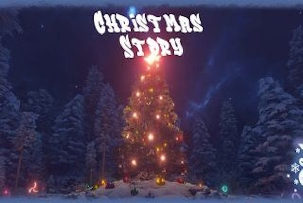 Christmas Story VR (Battlefield Houston) Escape Room