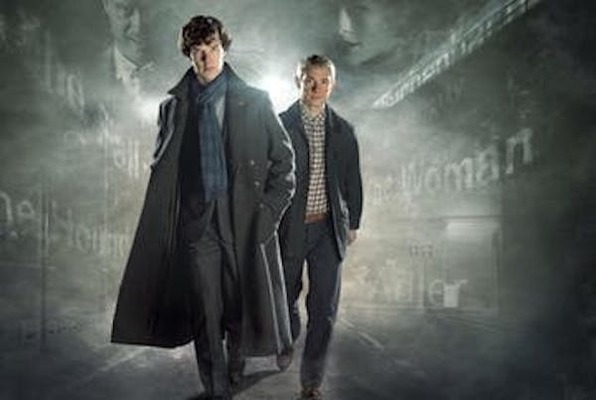 Sherlock: The Official Outdoor Game (The Game is Now) Escape Room
