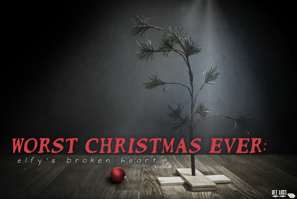 Worst Christmas Ever: Elfy's Broken Heart (Get Lost Escape Rooms) Escape Room