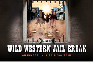 Квест Wild Western Jail Break