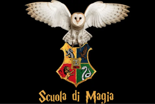 Scuola di Magia (In Time) Escape Room