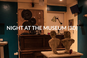 Квест Night at the Museum