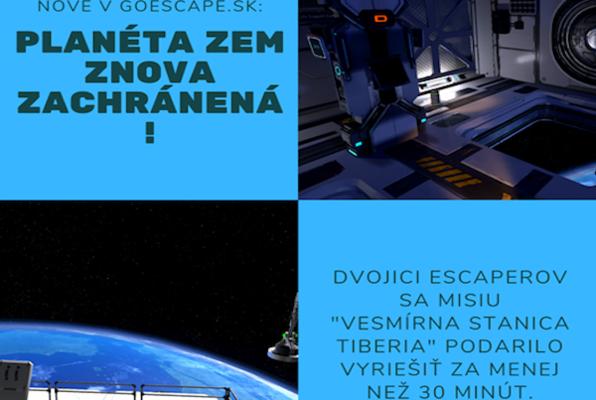 Vesmírna Stanica Tiberia VR