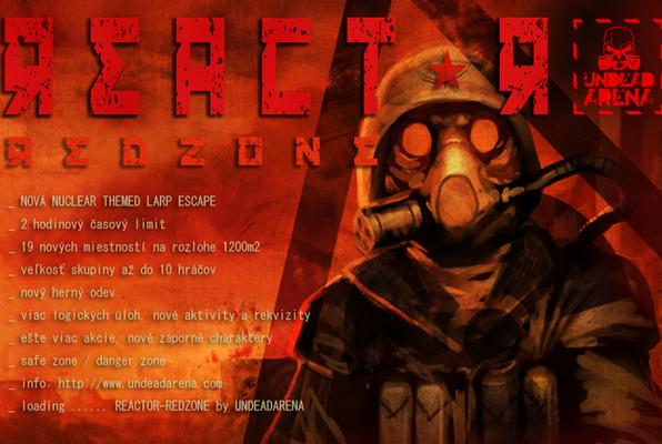 REACTOR - RedZone