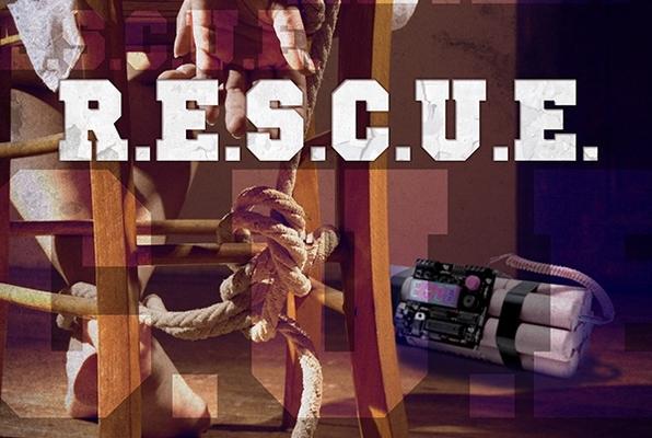 R.E.S.C.U.E. (Live Game Escape) Escape Room
