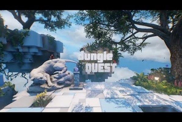 Dobrodružstvo v Džungli VR