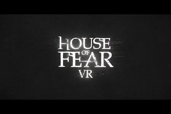 Dom Hrôzy VR