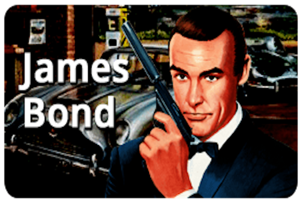 James Bond - Nowhere to Hide