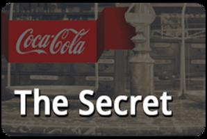 Квест Coca-Cola The Secret