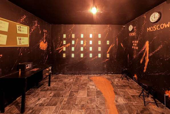 Bekstvo od Serijskog Ubice – Divided (MMR Escape Rooms) Escape Room