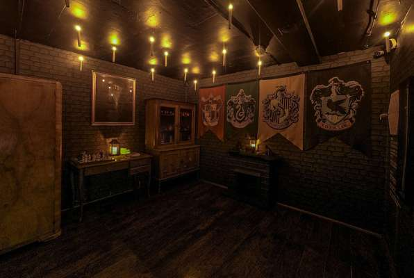Bekstvo iz Askabana (MMR Escape Rooms) Escape Room