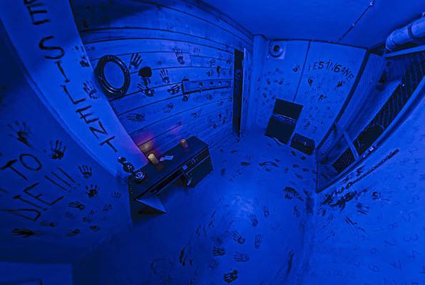 Mesareva Tamnica (PIN Escape rooms) Escape Room