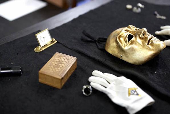 Ubistvo u Masonskoj Loži (PIN Escape rooms) Escape Room