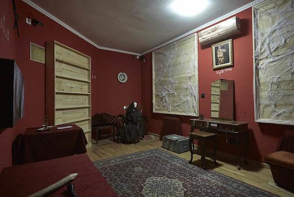Drakuline Odaje (PIN Escape rooms) Escape Room