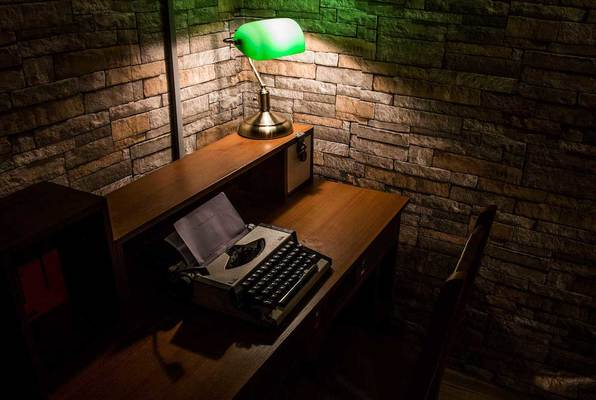 Tajna Biblioteka (PIN Escape rooms) Escape Room