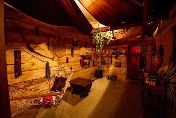 Izgubljeni u Džungli (PIN Escape rooms) Escape Room