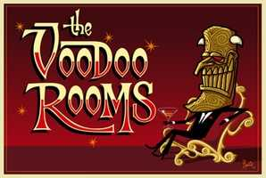 Квест The Voodoo Room