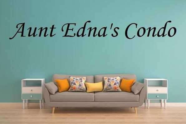 Aunt Edna's Condo (The Crux) Escape Room