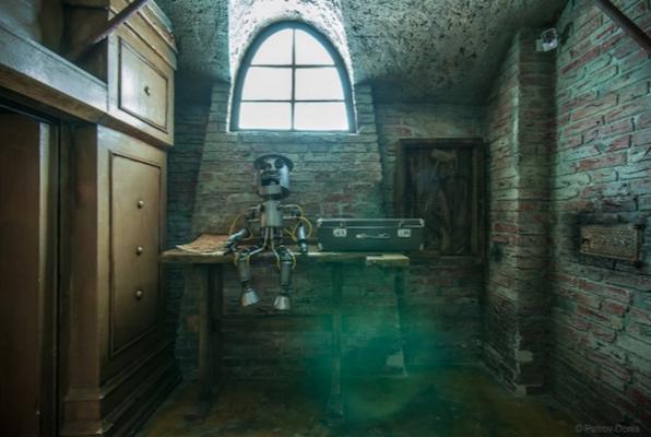Der Puppenspieler (EscapeGame München) Escape Room