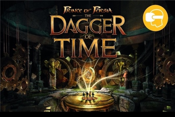 Prince of Persia: The Dagger of Time VR (EXIT Game) Escape Room