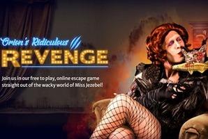 Квест Orion's Ridiculous Revenge Online