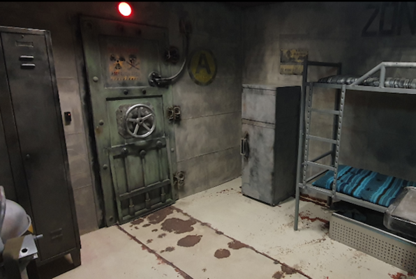 Die Zone 13 (Actionworld) Escape Room