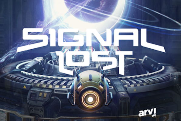 Signal Lost VR (REDLINE VR) Escape Room