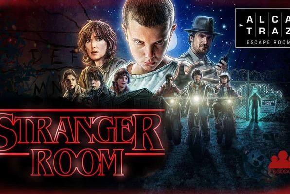 Stranger Room (Alcatraz Escape Room) Escape Room