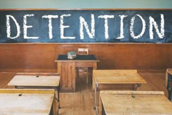High School Detention