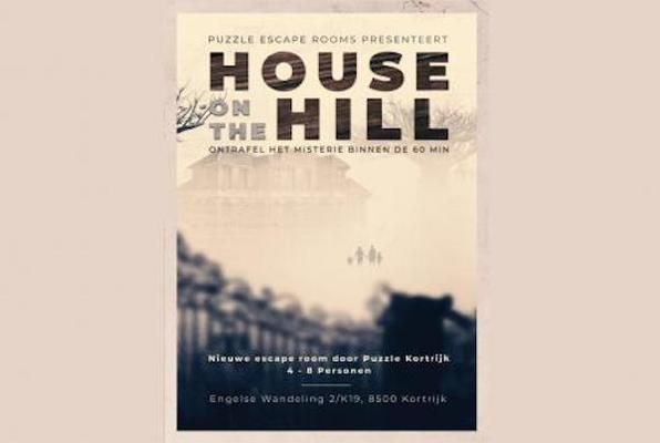 House on the Hill (Puzzle Escaperooms) Escape Room