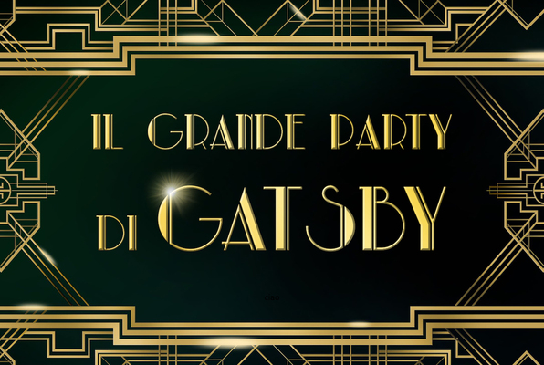 Il Grande Party di Gatsby Online (NO EXIT ENTERPRISE) Escape Room