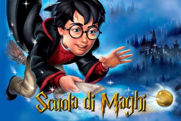 Scuola di Maghi Online