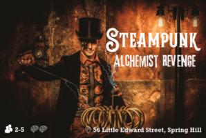 Квест Steampunk