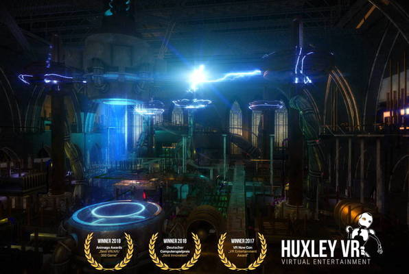 Huxley: Save The Future VR