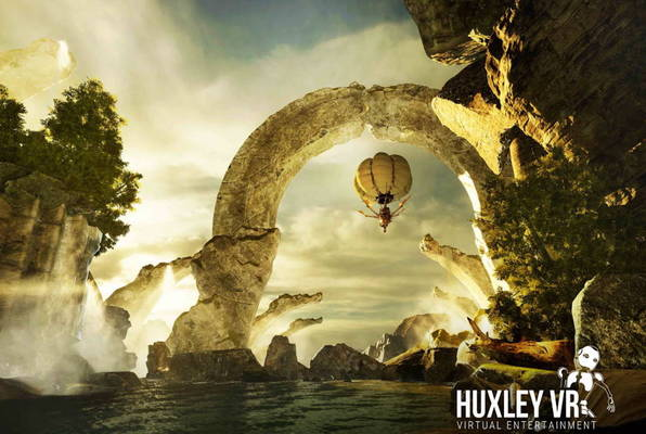 Huxley 2: The Adventure Begins VR