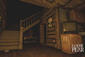 Квест House of Fear VR