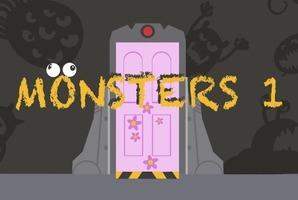 Квест Monsters
