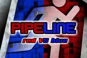Квест Pipeline - Red vs Blue