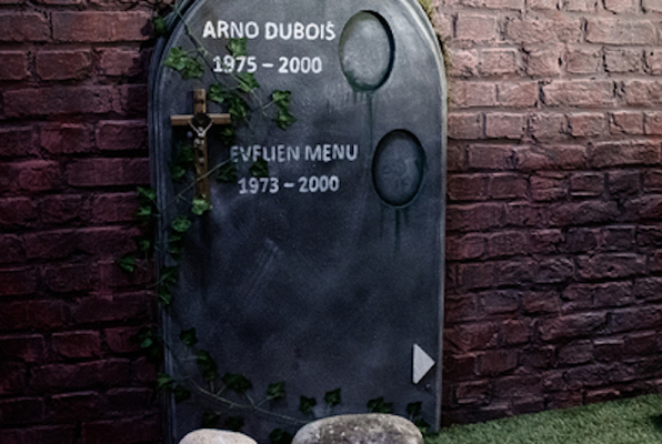 The Graveyard (Lockdown Escape Ghent) Escape Room