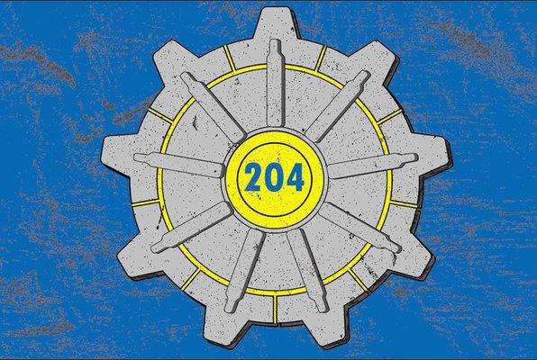 Escape Vault 204