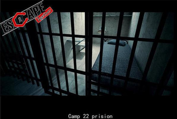 Camp 22 Prison (Escape 2gether) Escape Room