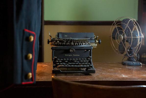 Murdoch Mysteries (Escape Casa Loma) Escape Room