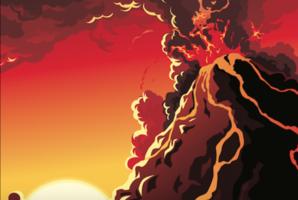Квест Volcano's Ruin