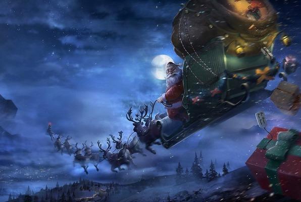 Santa Clues