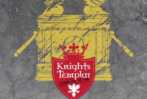 Knights Templar : Search for the Ark